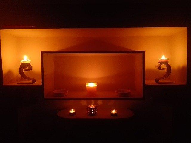 Svíčky zútulňují domov